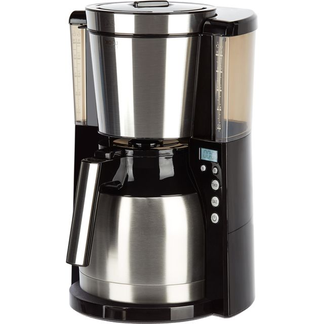 Melitta Look IV Therm Timer 6764395 Filter Coffee Machine with Timer - Black