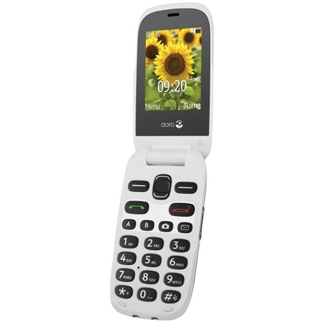 Doro 6860 Mobile Phone in Grey