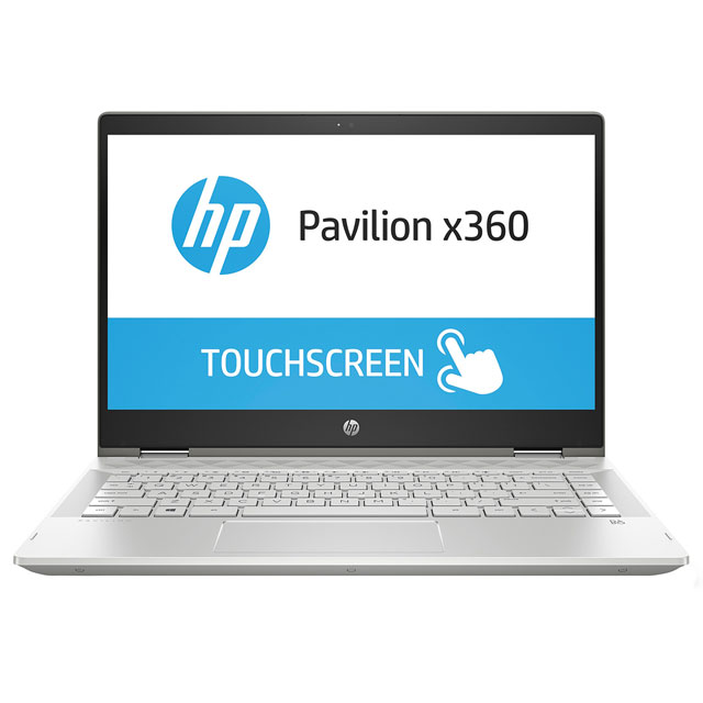 "HP Pavilion 14-cd1004na 14"" Laptop - Mineral Silver - 6AR04EA#ABU - 1"