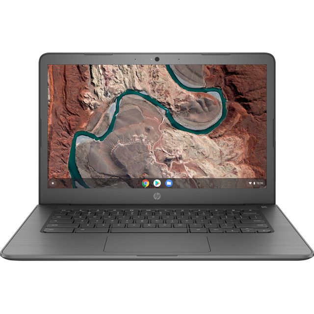 "HP 14-db0003na 14"" Chromebook - Grey - 6AS60EA#ABU - 1"