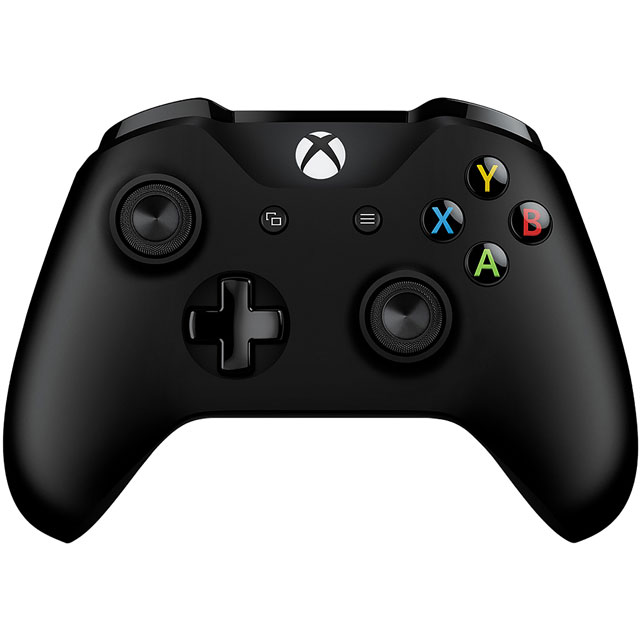 Xbox One Wireless Gaming Controller - Black - 6CL-00002 - 1