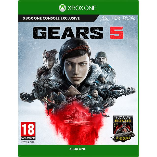 Gears 5 - Standard Edition for Xbox One [Enhanced for Xbox One X]