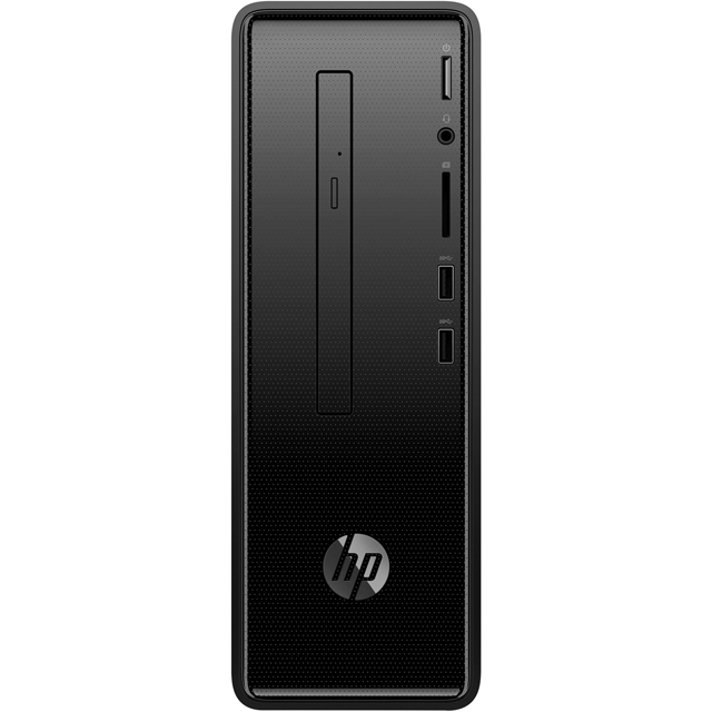 HP Pavilion 290-a0007na Tower - Black - 6RP32EA#ABU - 1