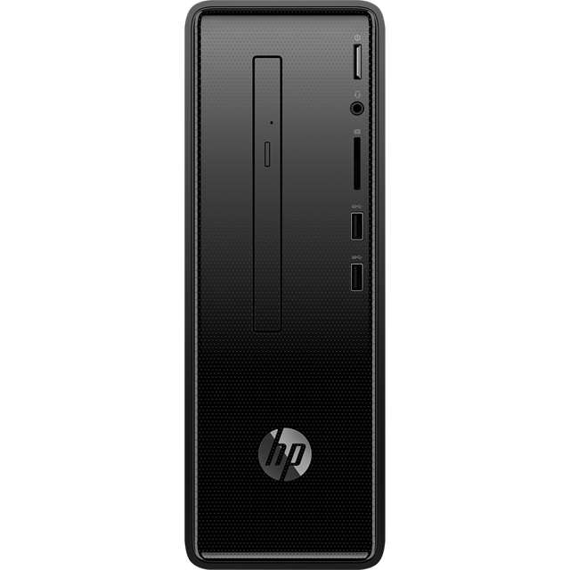 HP Pavilion 290-a0004na Tower - Black - 6RR62EA#ABU - 1