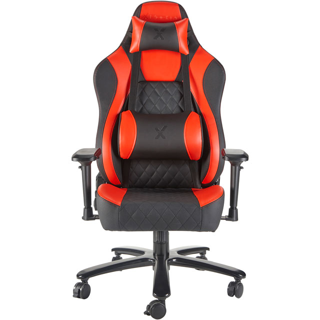 X Rocker 700201 Gaming Chair in Black / Red