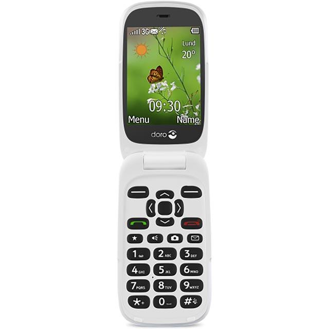 Doro Doro 6530 7137 Mobile Phone in Black