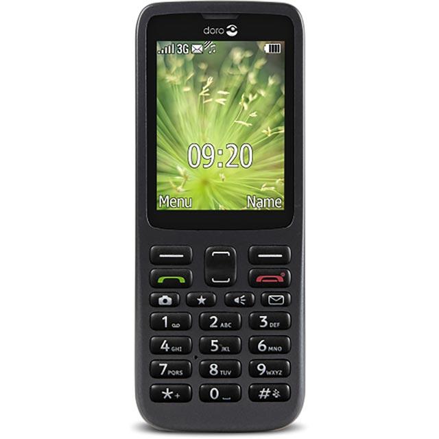 Doro Doro 5516 7194 Mobile Phone in Black