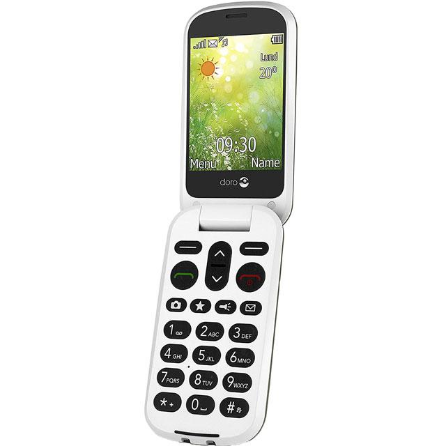 Doro 7254 Mobile Phone in Champagne