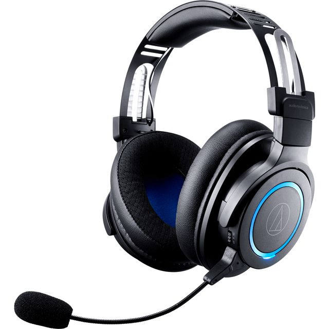 Image of Audio Technica ATH-G1WL Wireless Gaming Headset - Black
