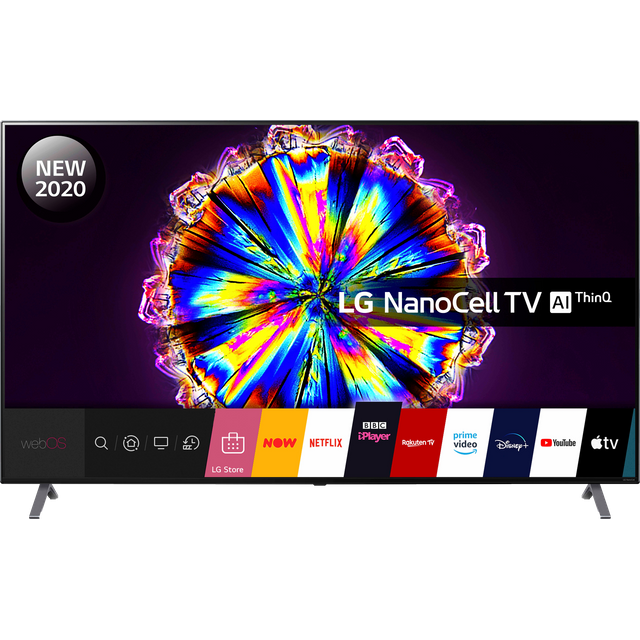 "LG 75NANO906NA 75"" Smart 4K Ultra HD TV with Dolby Vision, NanoCell Display and Dolby Atmos"