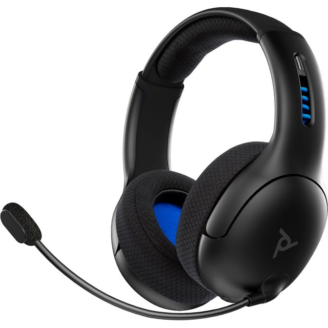 PDP LVL 50 Wireless Gaming Headset For PLayStation 4 - Black