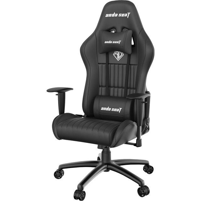 Anda Seat Jungle Gaming Armchair - Black
