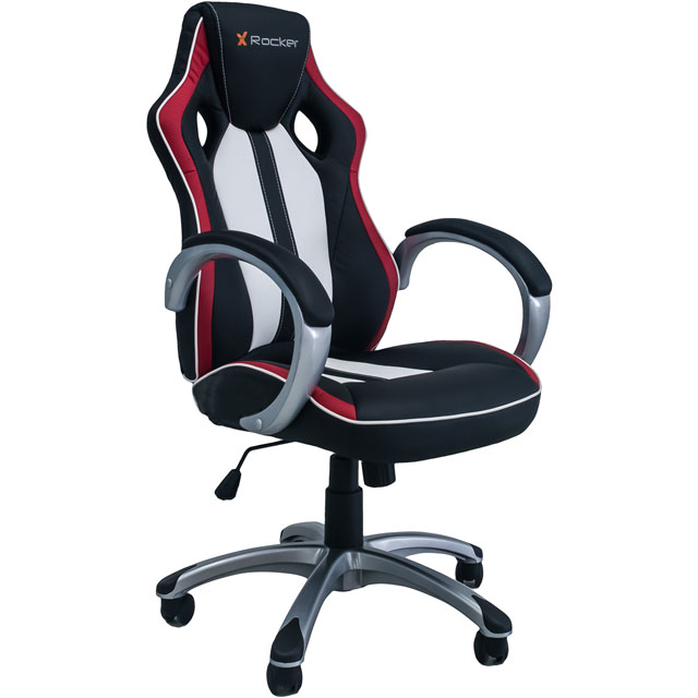 X Rocker Stealth PC Office Chair - Black - 774901 - 1