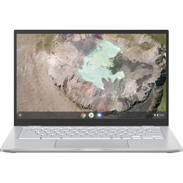 """Image of Asus C425TA 14"""" Laptop - Silver"""