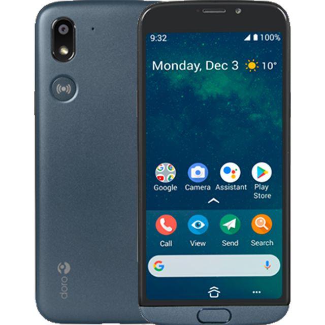 Image of Doro 8050 Smartphone in Grey