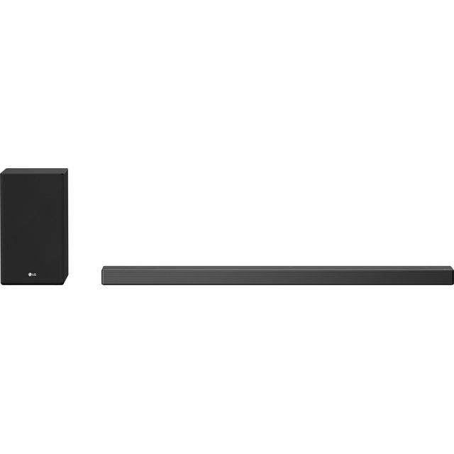 LG SN9YG.DGBRLLK Bluetooth 5.1.2 Soundbar - Black