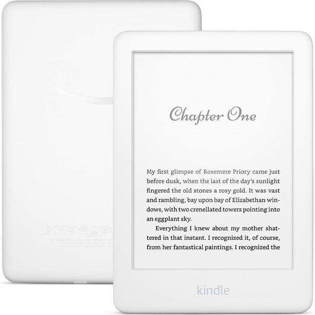 "Amazon Kindle 6"" Tablet - White"