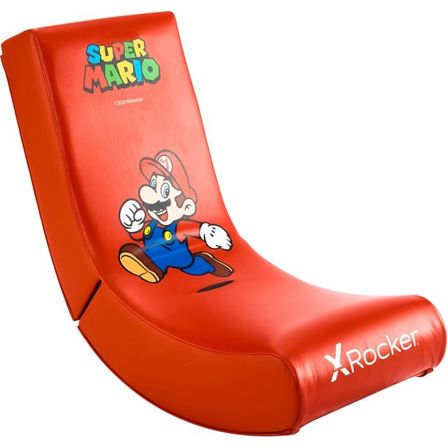 X Rocker Mario Edition Gaming Chair - Red