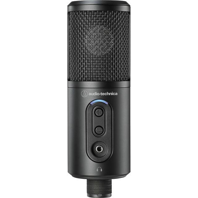 Audio Technica ATR2500X-USB Cardioid Condenser USB Microphone