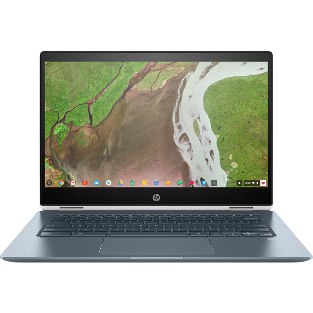 "HP 14-da0002na 14"" Laptop - White - 7EB99EA#ABU - 1"