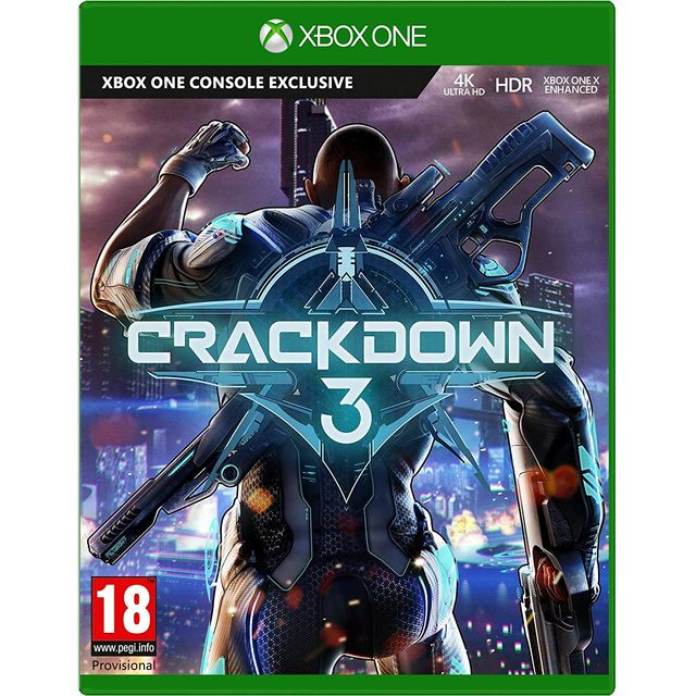 Crackdown 3 for Xbox One [Enhanced for Xbox One X] - 7KG-00005 - 1
