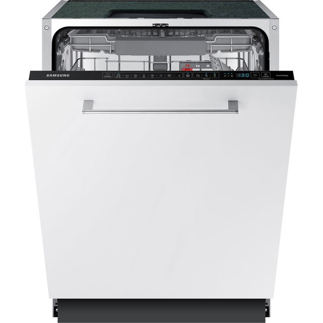 Samsung Series 11 DW60A8060BB Wifi Connected Fully Integrated Standard Dishwasher - Black Control Panel - B Rated
