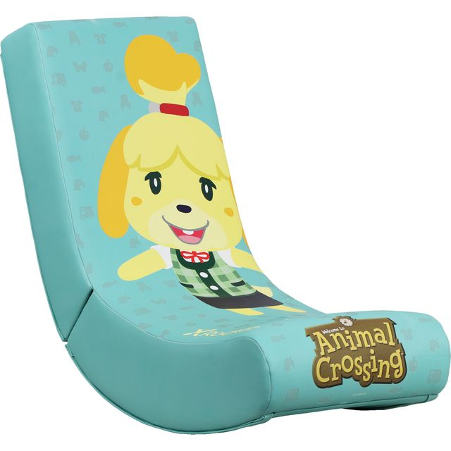X Rocker Animal Crossing Isabelle Gaming Chair - Multi Colour