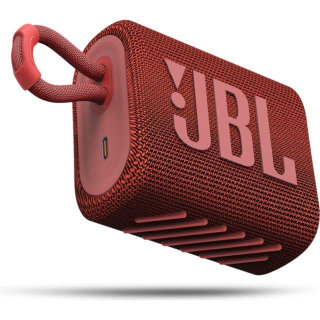 JBL GO3 Wireless Speaker - Red