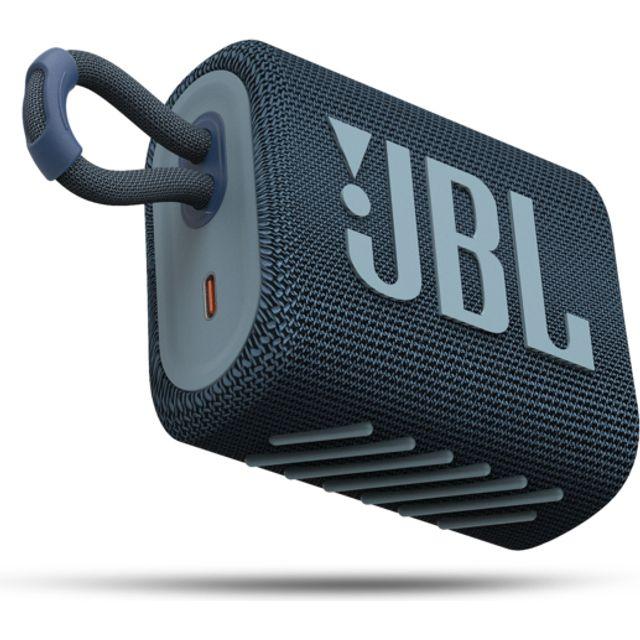 JBL GO3 Wireless Speaker - Blue