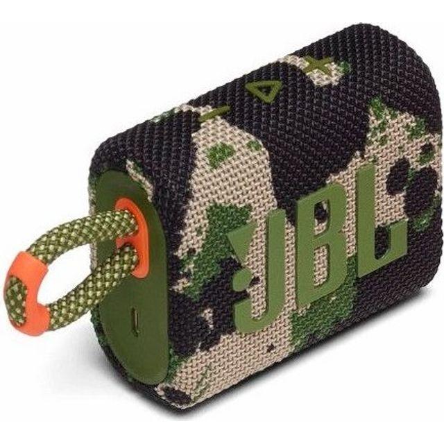 JBL GO3 Wireless Speaker - Camouflage