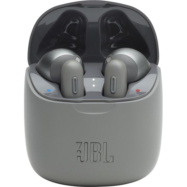 JBL Tune 225TWS In-Ear Bluetooth Headphones - Grey