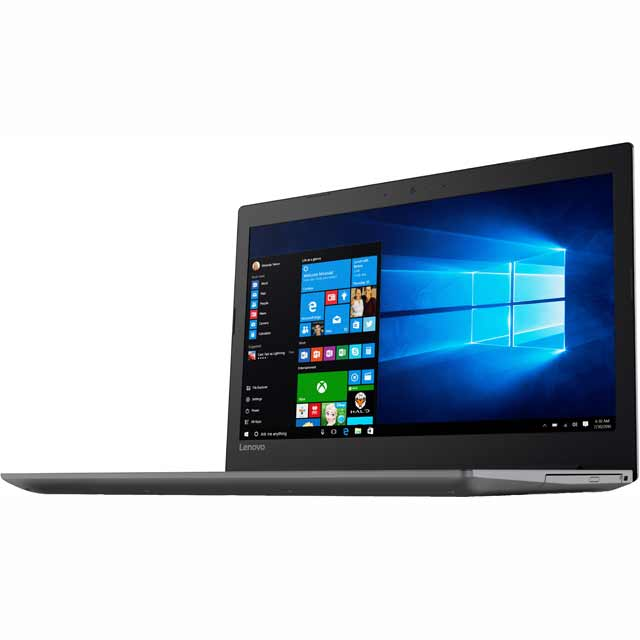 "Lenovo IdeaPad 320 17.3"" Laptop - Onyx Black - 80YN000KUK - 1"