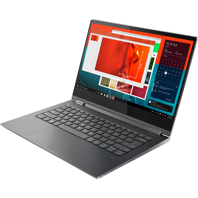 "Lenovo YOGA 930-13IKB 13.9"" 2-in-1 Laptop - Iron - 81C40021UK - 1"