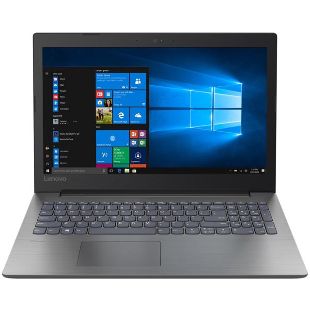 Lenovo 81D6000BUK Laptop in Onyx Black