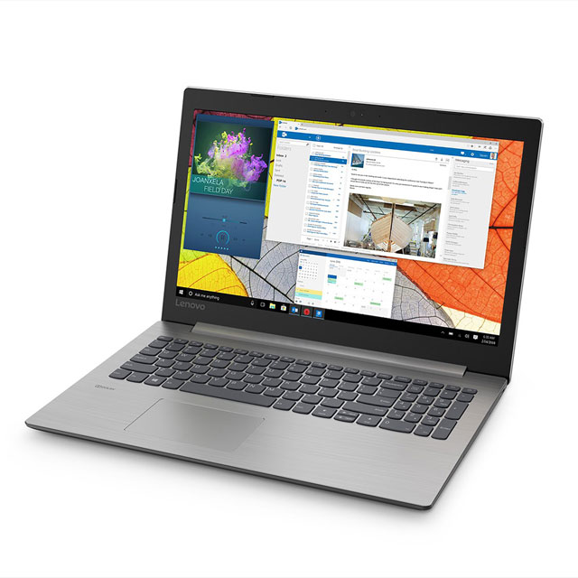 "Lenovo IdeaPad 330-15AST 15.6"" Laptop - Platinum Grey - 81D6000DUK - 1"