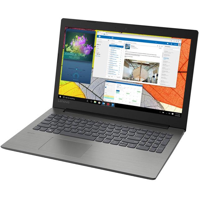 Lenovo 81DC00WRUK Laptop in Onyx Black