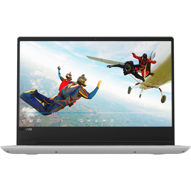 "Lenovo IdeaPad 330S-14IKB 14"" Laptop - Platinum Grey - 81F400BQUK - 1"