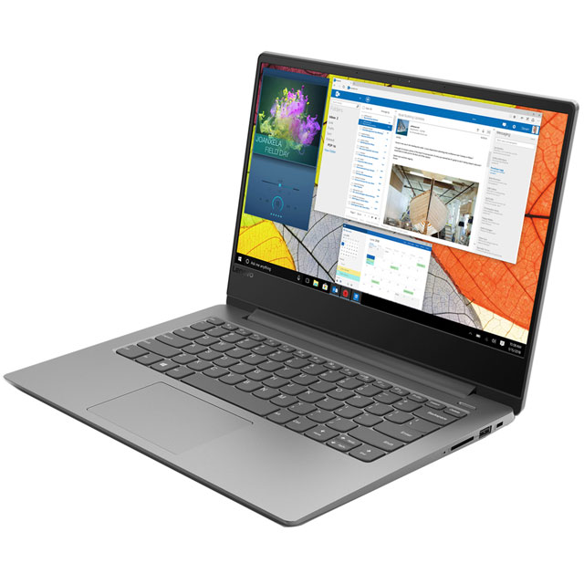 Lenovo 81FB0050UK Laptop in Platinum Grey