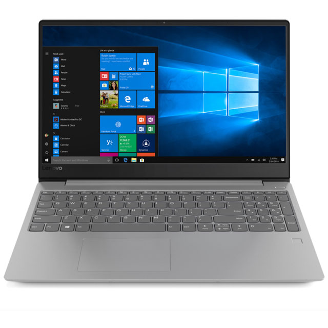 "Lenovo IdeaPad 330S-15ARR 15.6"" Laptop - Platinum Grey - 81FB00DCUK - 1"