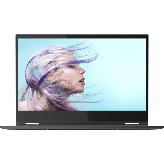 "Lenovo Yoga C630 13.3"" Laptop includes 4G EE PAYG Sim preloaded with 24GB data - Iron - 81JL000PUK - 1"