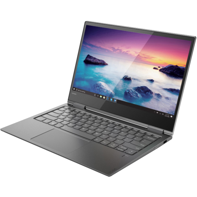 "Lenovo Yoga 730-13IWL 13.3"" 2-in-1 Laptop - Iron - 81JR0068UK - 1"