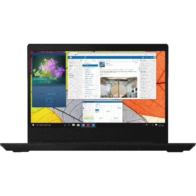"Lenovo ideapad S145-14IWL 14"" Laptop - Black - 81MU00SUUK - 1"