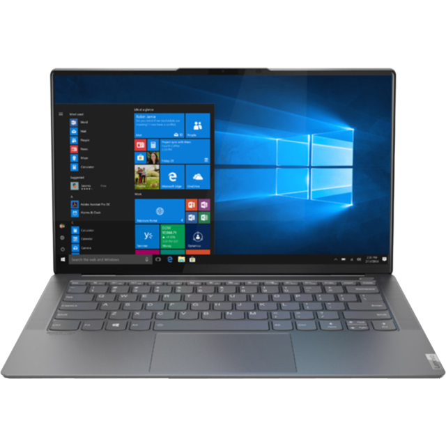 "Lenovo Yoga S940-14IWL 14"" Laptop - Iron - 81Q7001CUK - 1"