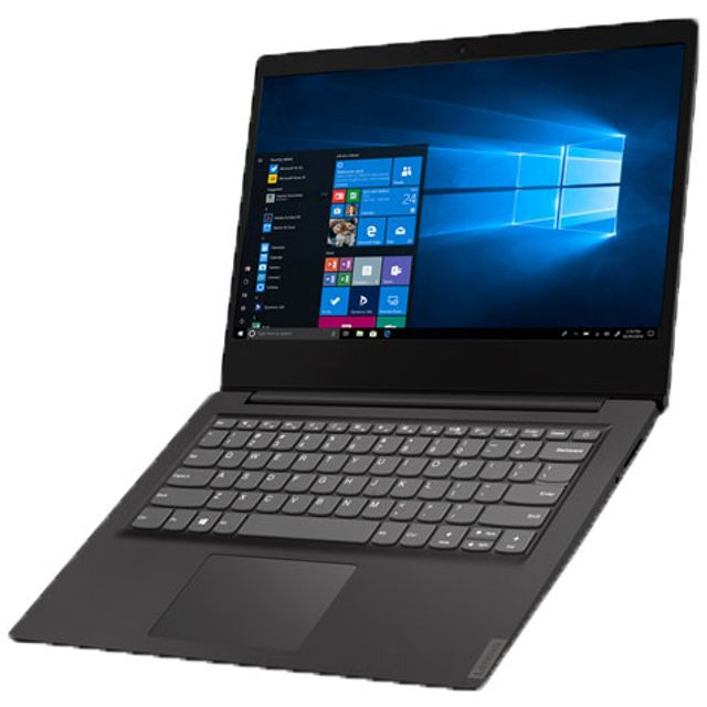 "Lenovo IdeaPad S145 14"" Laptop - Black Granite"