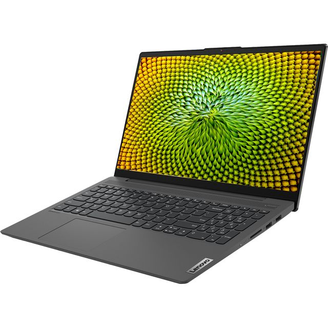 "Lenovo IdeaPad 5 15IIL05 15.6"" Laptop - Platinum Grey"