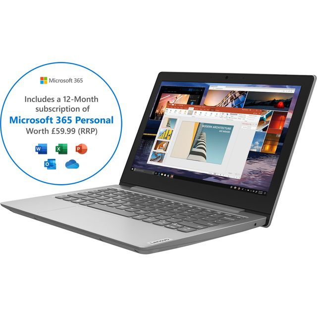 Lenovo IdeaPad 1 Laptop in Grey
