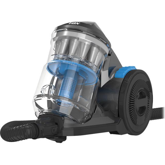 Vax Air Stretch Pet Cylinder Vacuum Cleaner in Aqua Blue