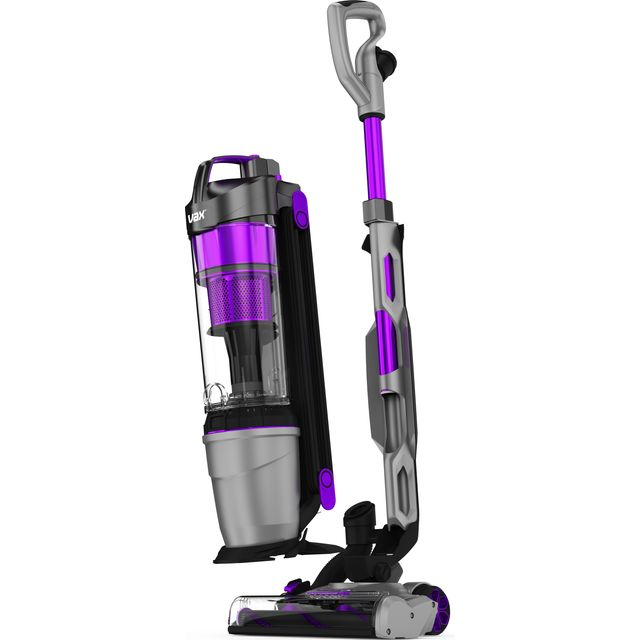 Vax Air Lift Steerable Pet Pro Upright Vacuum Cleaner in Graphite / Purple