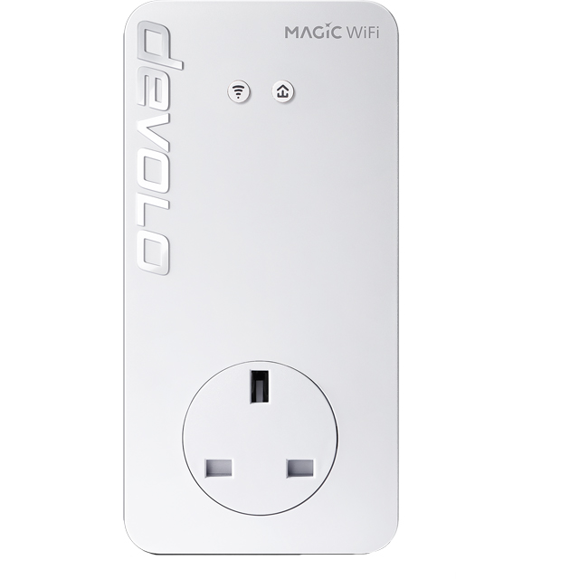Devolo Magic 1 Wifi Add-On Adapter 8353 Routers & Networking in White