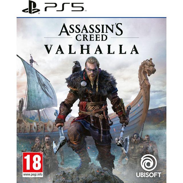 Assassins Creed Valhalla for PlayStation 5